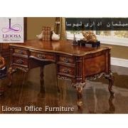 فروش میز مدیریتی کلاسیک