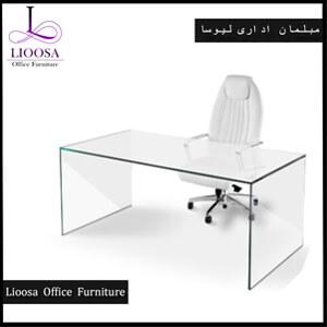 میز مدیریتی مدرن LMG-04
