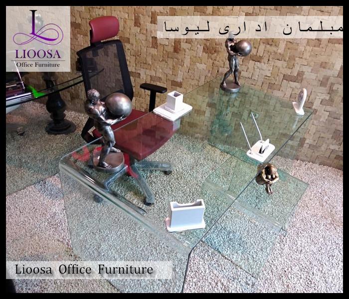 میز مدیریتی مدرن LMG-05